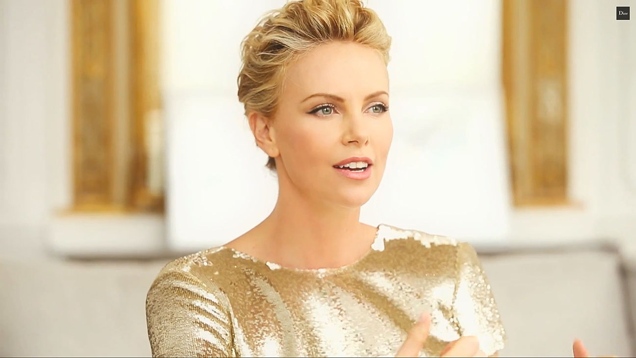 Charlize Theron Dior - H 2014