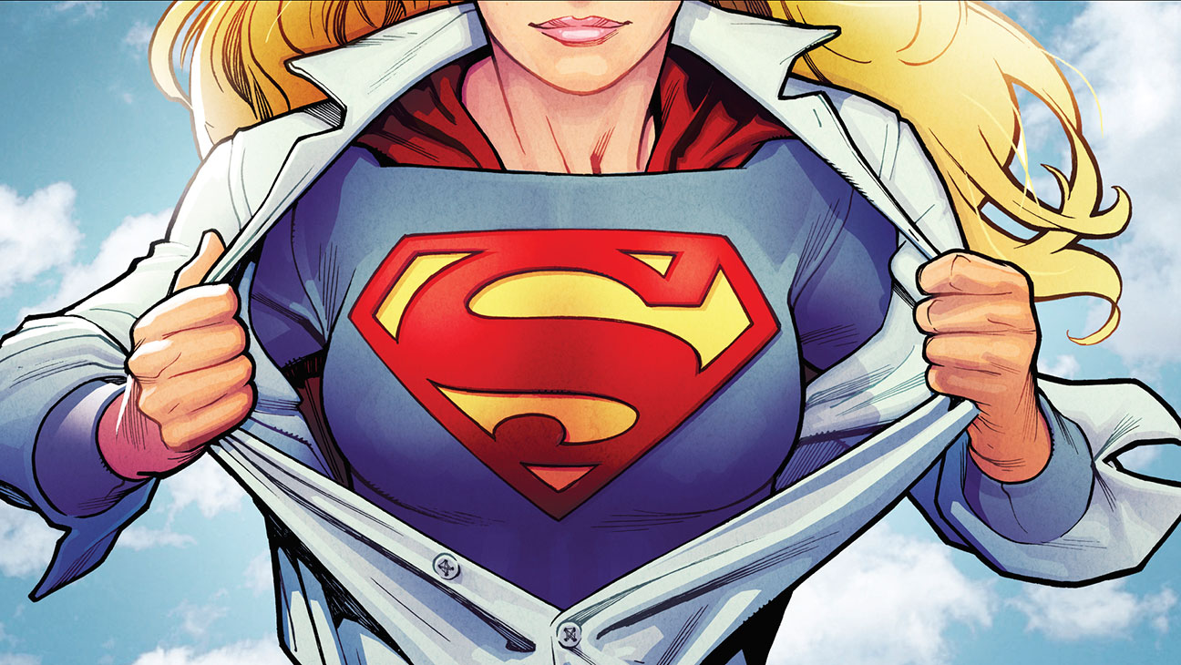 Supergirl Art - H 2014