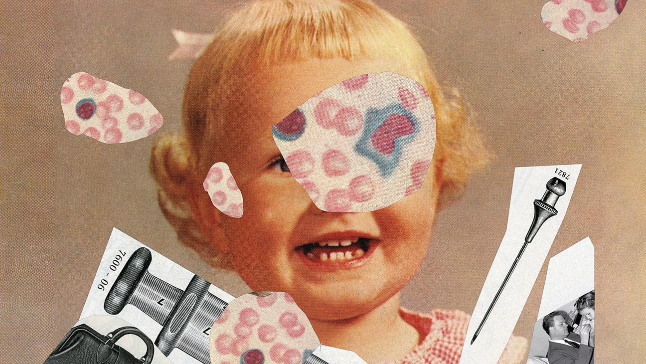 Disease baby illo - H 2014
