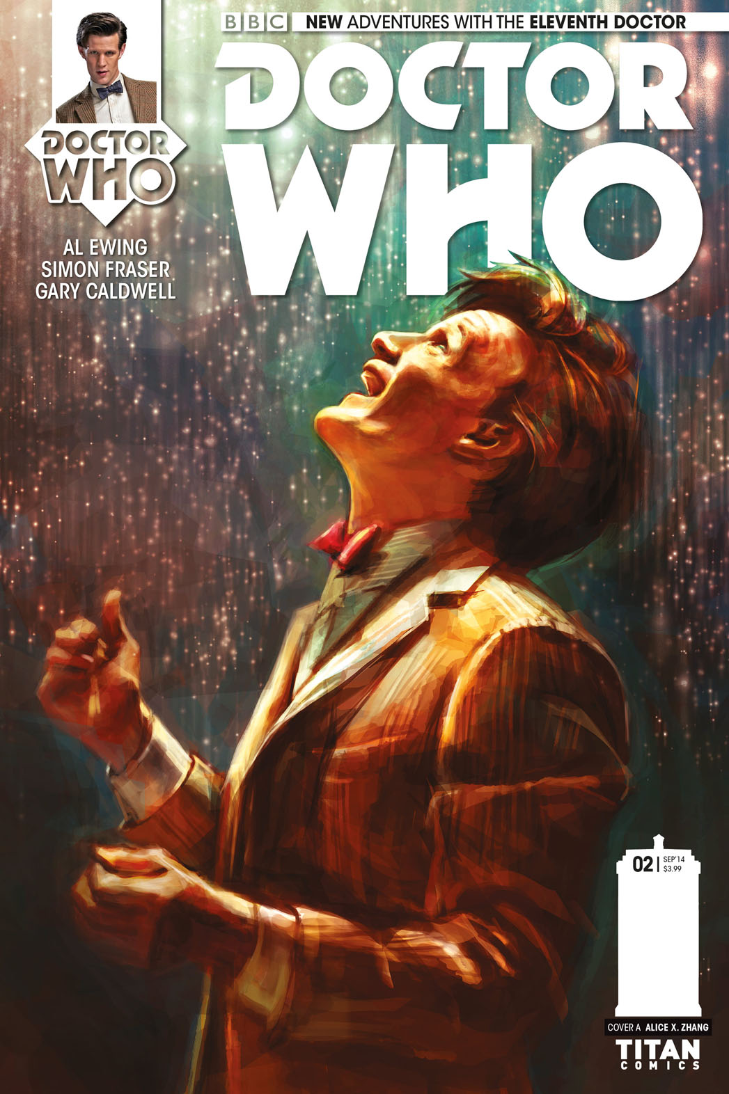 Doctor Who Cover 2 - P 2014