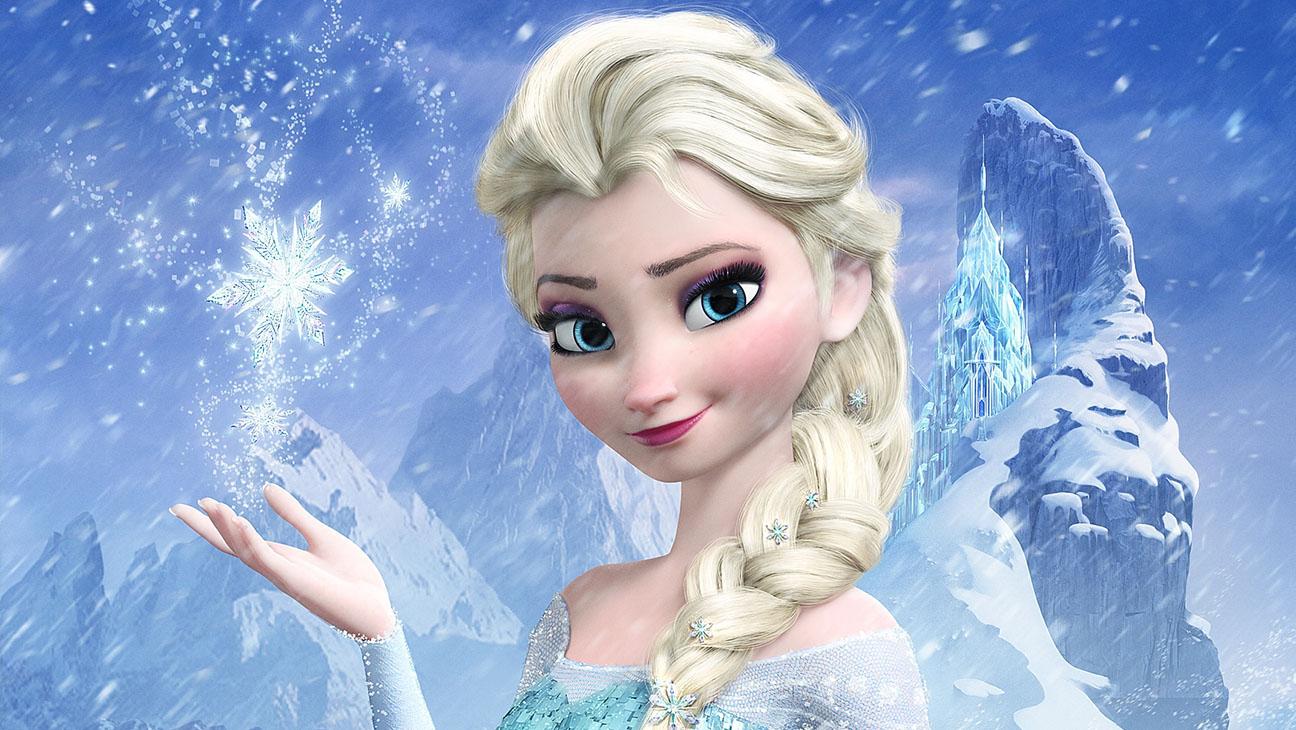 Elsa Frozen - H 2014