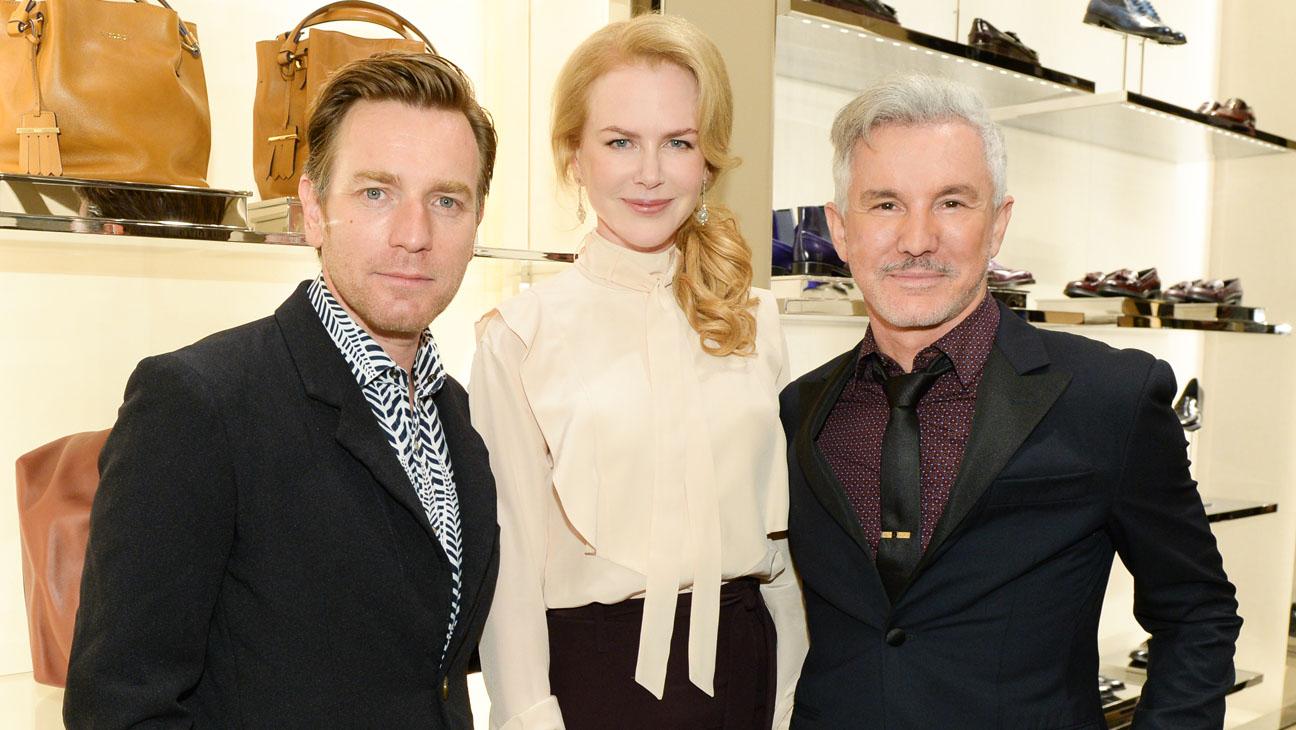 Ewan McGregor Nicole Kidman Baz Luhrmann - H 2014