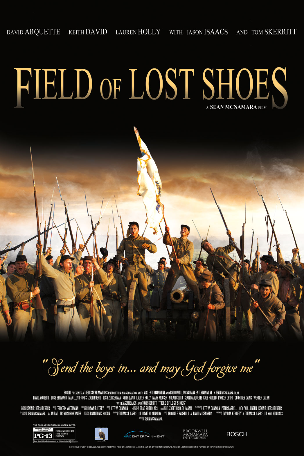 Field of Lost Shoes - P 2014