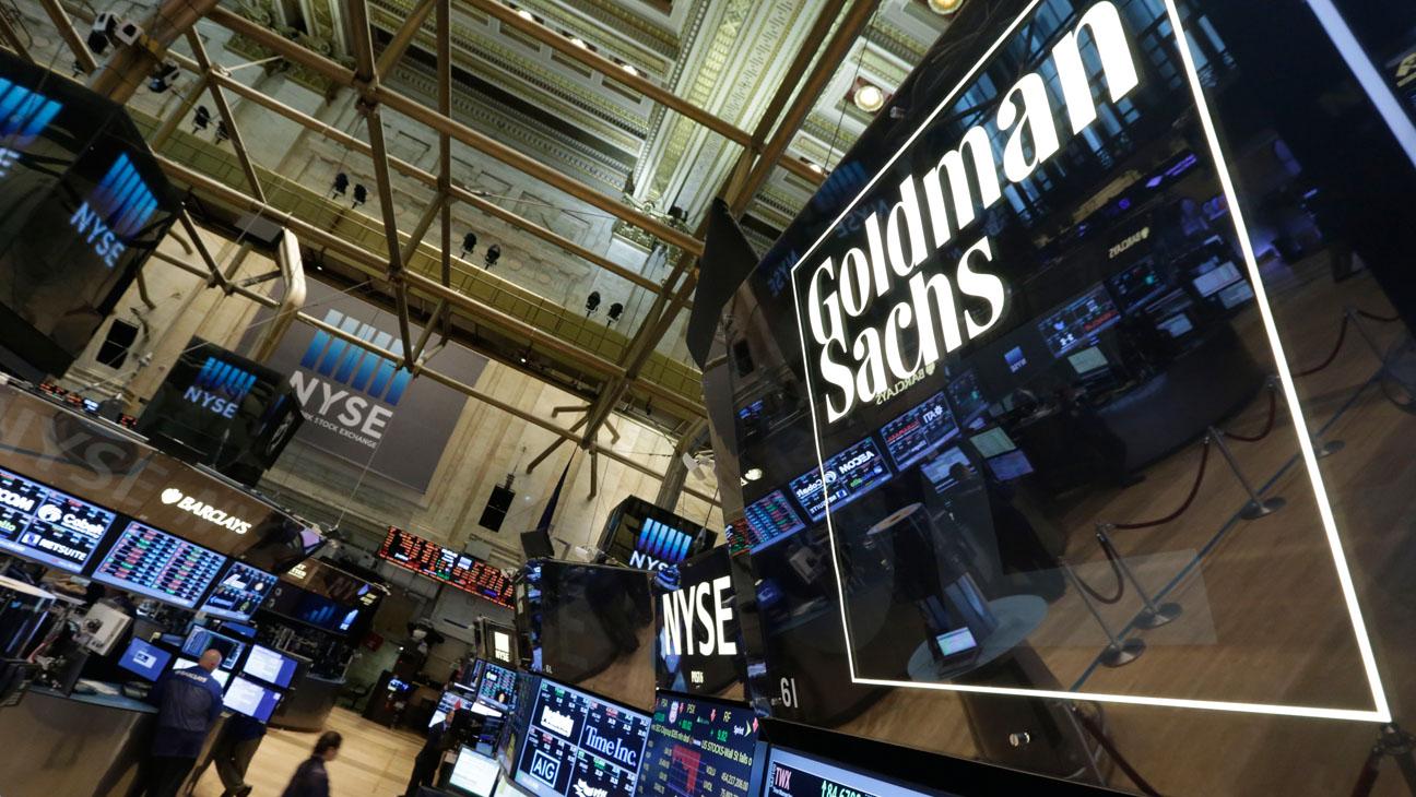 Goldman Sachs Wall Street - H 2014