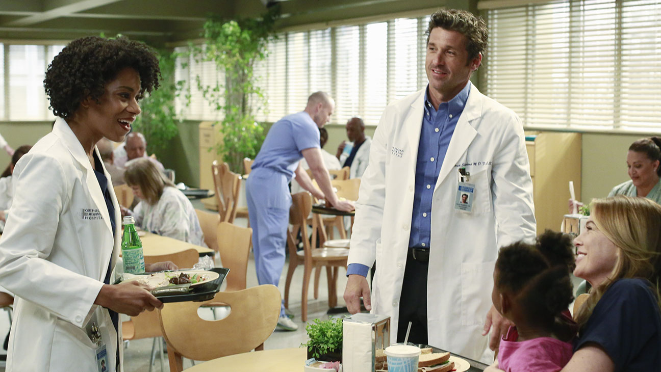"Grey's Anatomy ""Puzzle With A Piece Missing"" Still - H 2014"