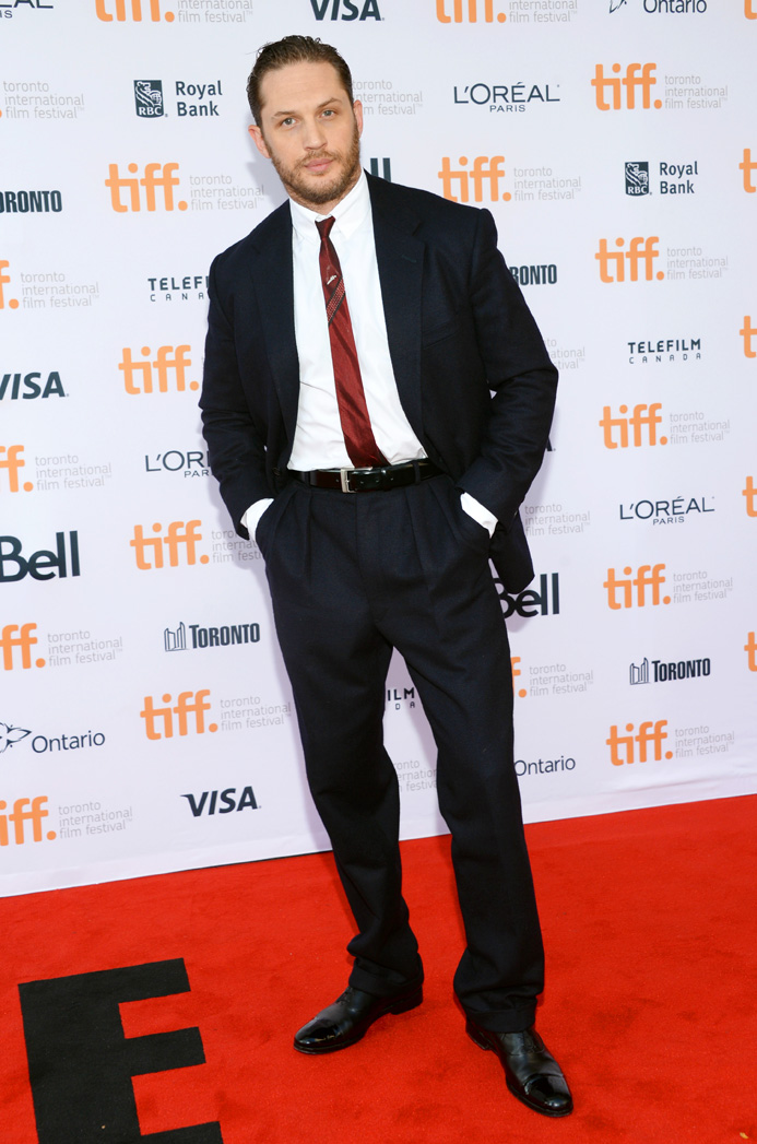 Tom Hardy TIFF — P 2014