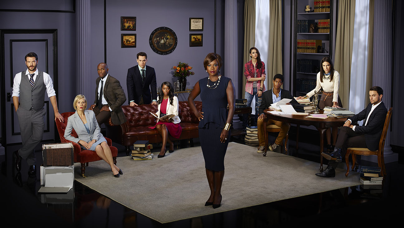 How to Get Away With Murder Cast - H 2014