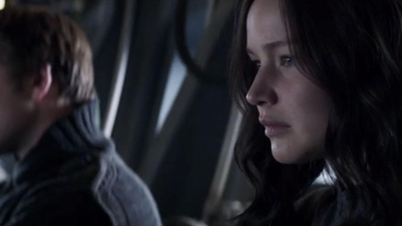 Hunger Games Mocking Jay Trailer Still - H 2014