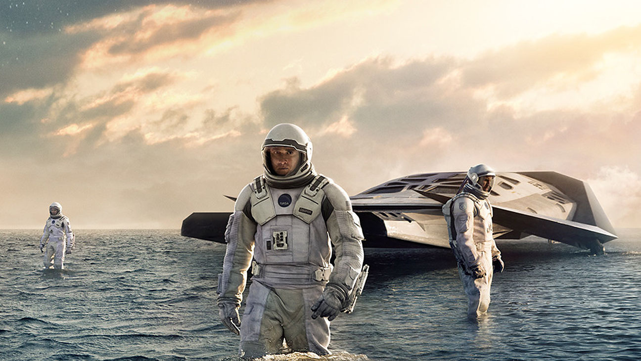 IMAX Interstellar Poster - H 2014