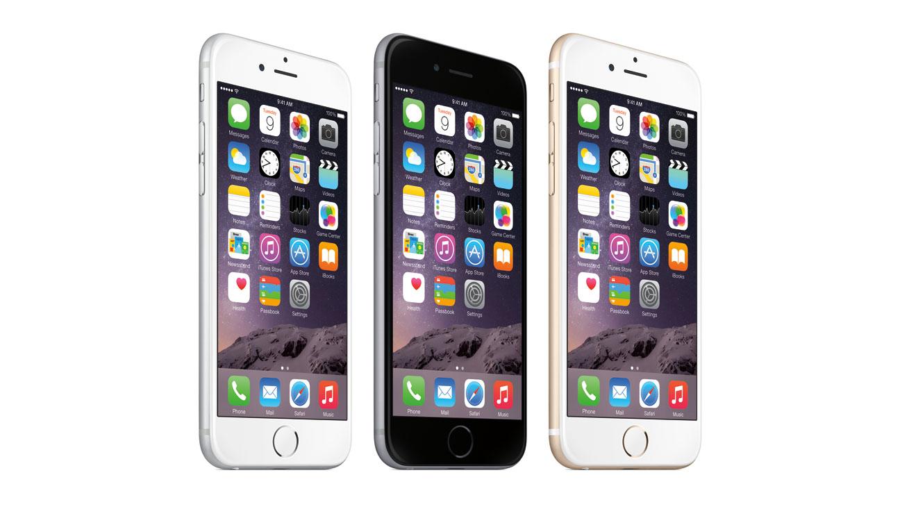 iPhone 6 Horizontal - H 2014