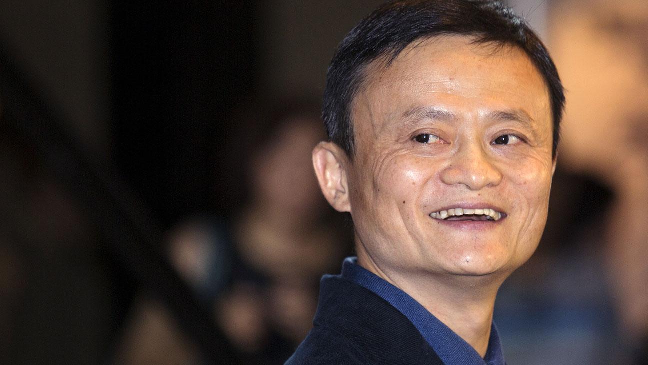 Jack Ma Alibaba - H 2014
