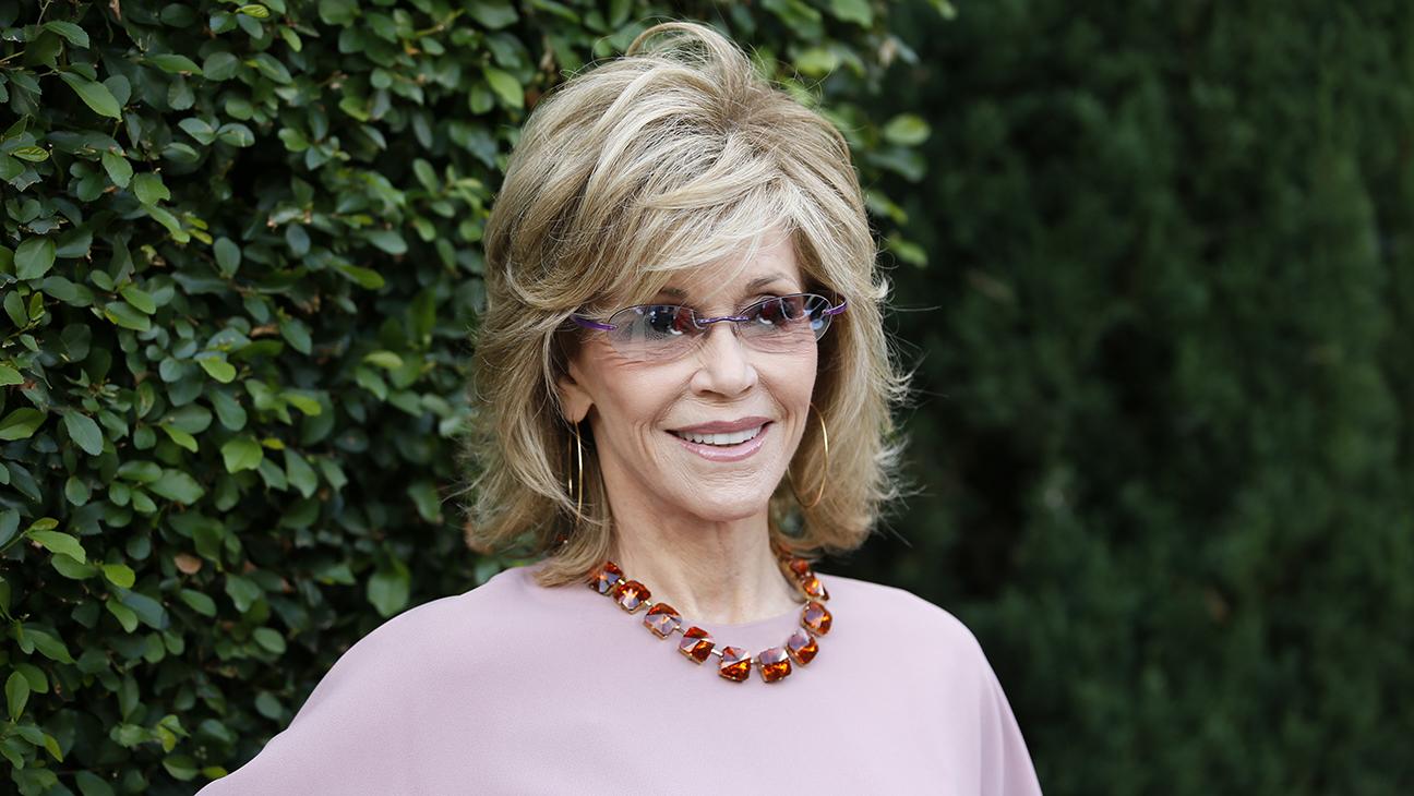 Jane Fonda Rape Foundation Brunch H 2014