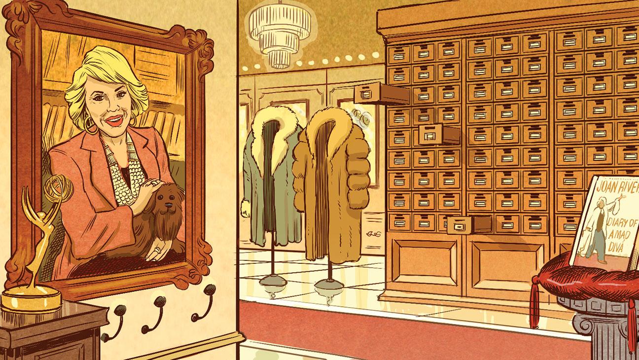 Joan Rivers Smithsonian Jokes - H 2014