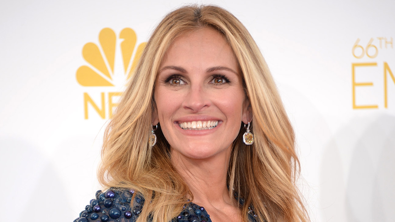 Julia Roberts Headshot - H 2014