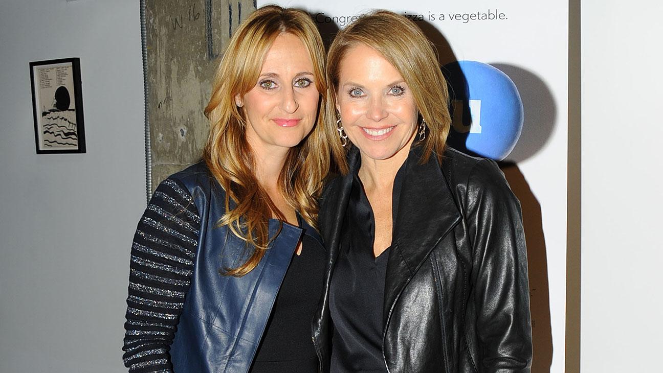 Katie Couric and Stephanie Soechtig - H 2014