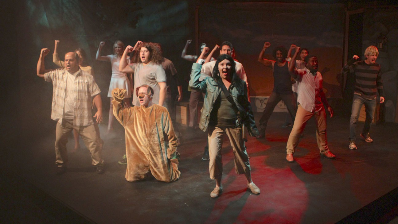 LOST THE MUSICAL: WE HAVE TO GO BACK - H 2014