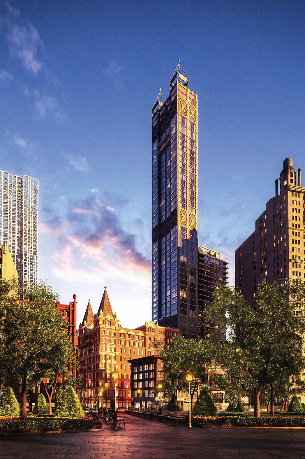 Lower NYC Upscale - P 2014