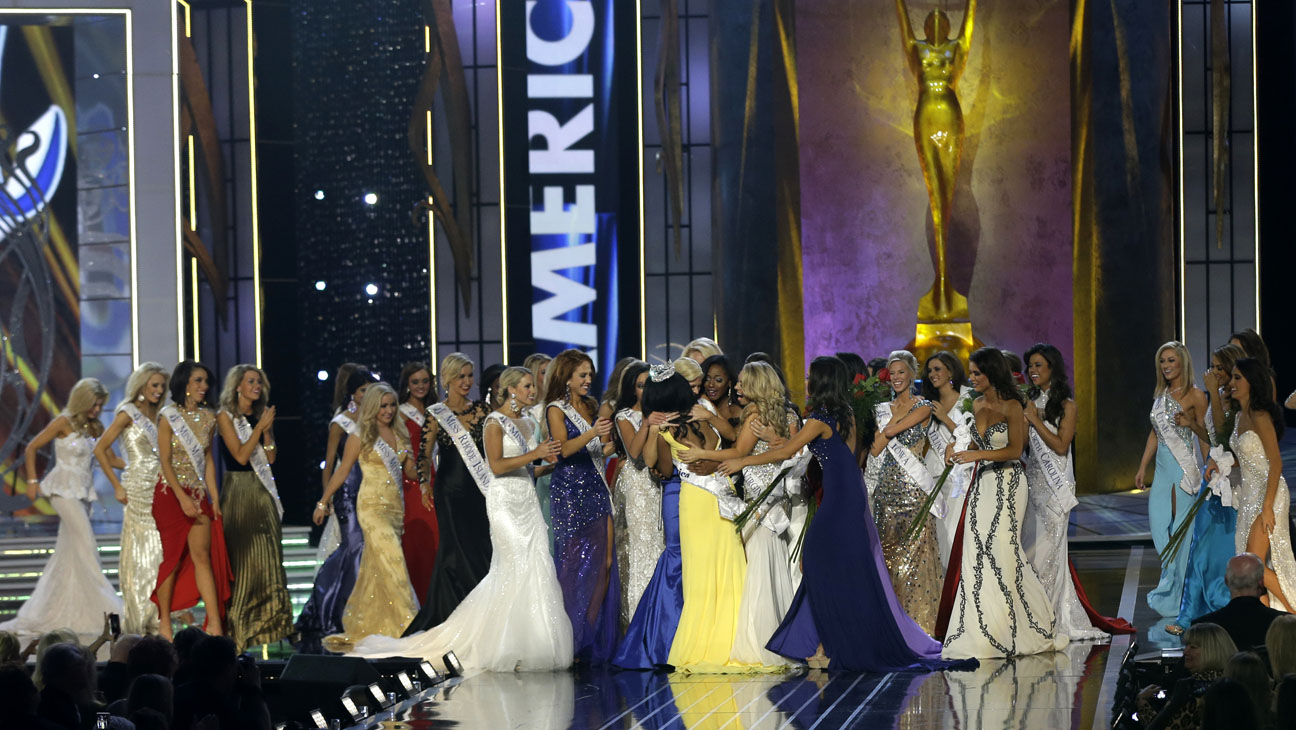 Miss America Pageant - H 2014