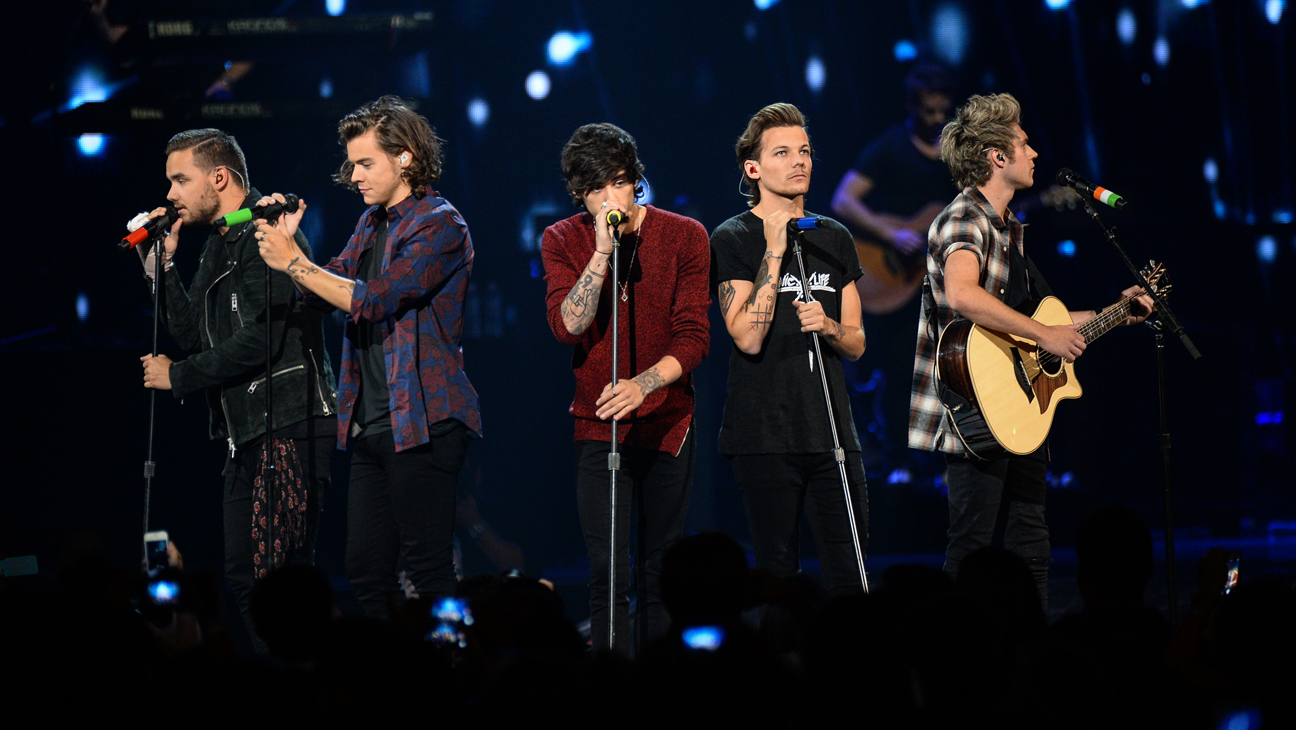 One Direction iHeartRadio 2014 L