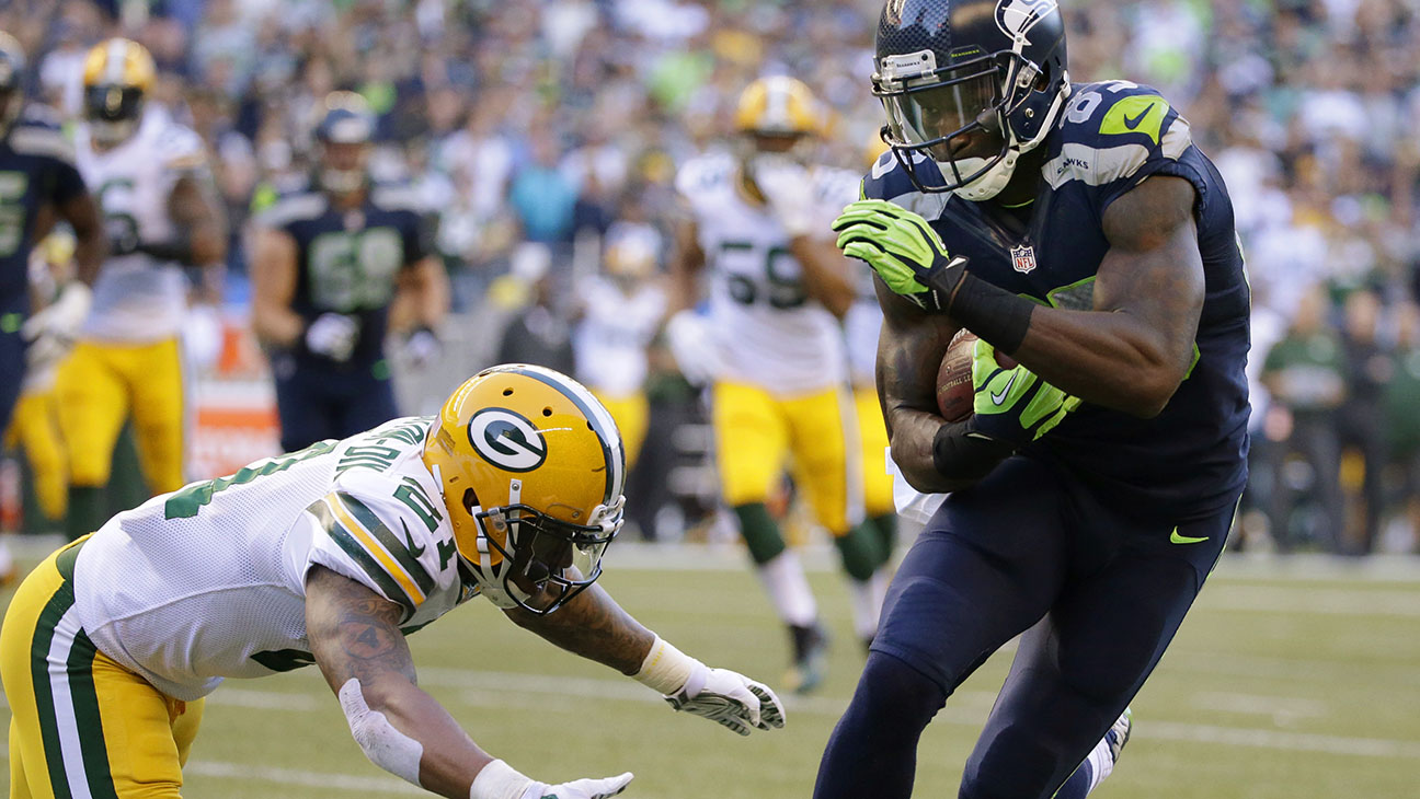 Packers vs Seahawks - H 2014
