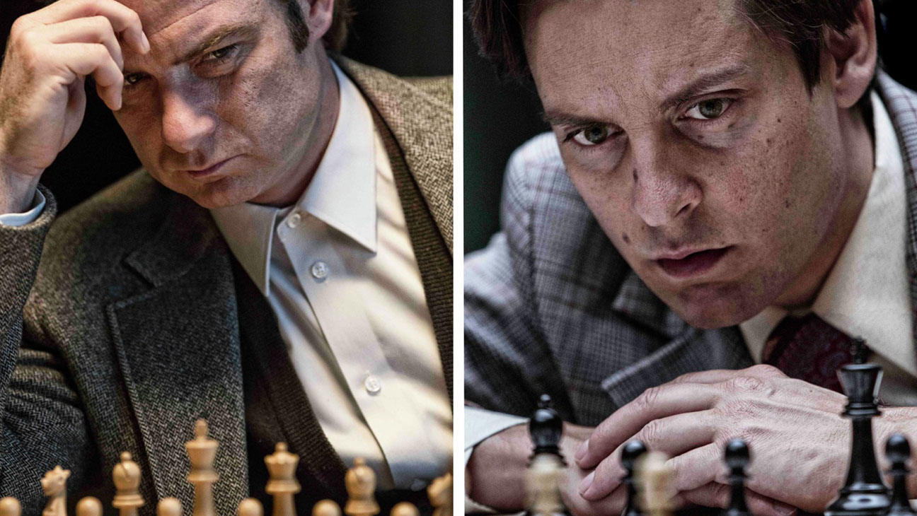 Pawn Sacrifice Still - H 2014