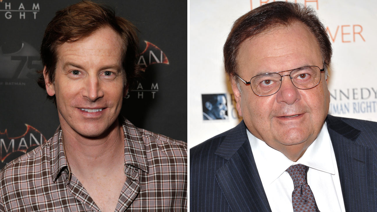 Rob Huebel and Paul Sorvino - H 2014