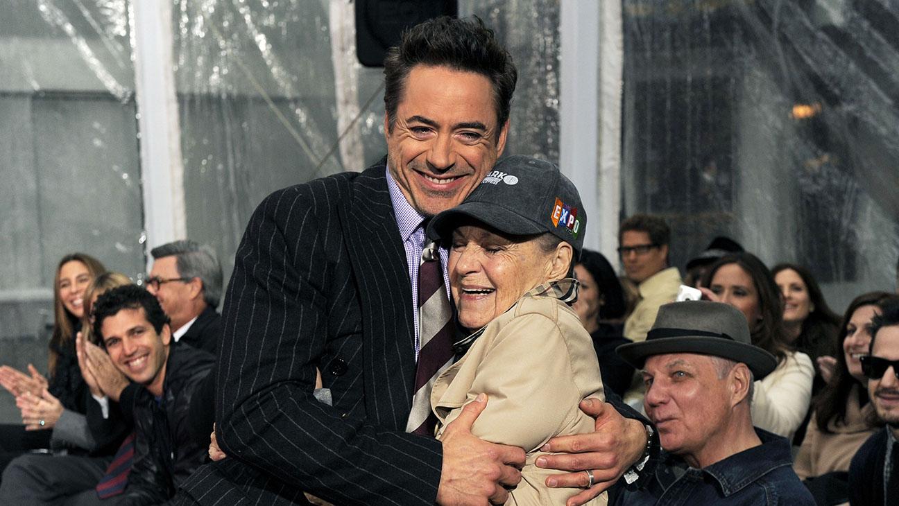 Robert Downey Jr. Elsie Downey - H 2014