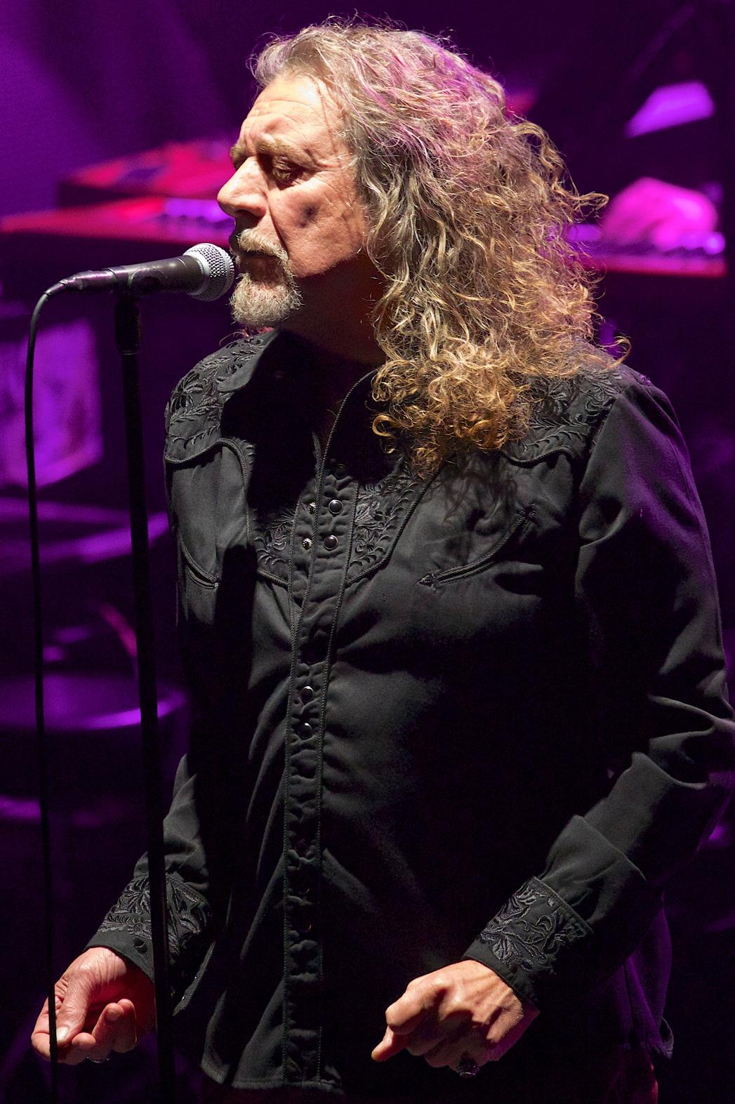 Robert Plant Concert - P - 2014