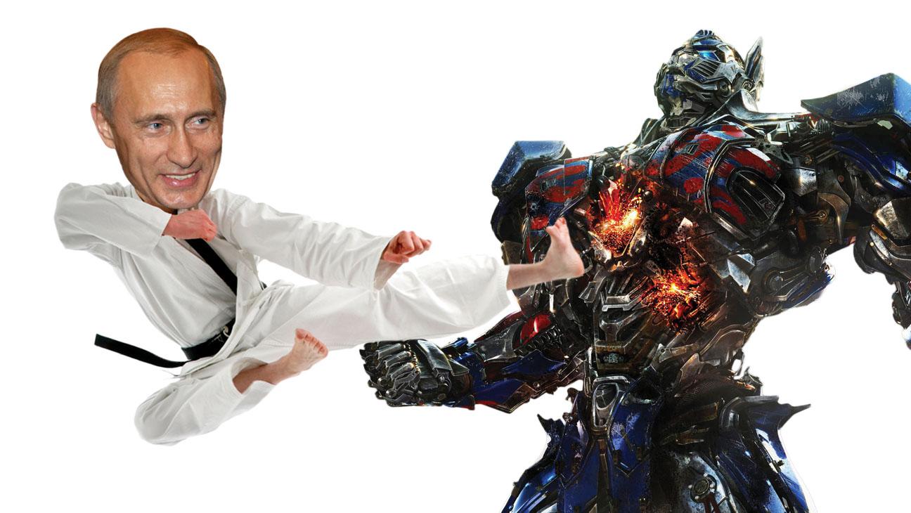 Russia Mulls Boycott of Hollywood Movies Illo - H 2014