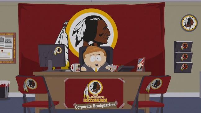 South Park Redskins Still - H 2014