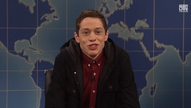 Pete Davidson Saturday Night Live SNL - H 2014