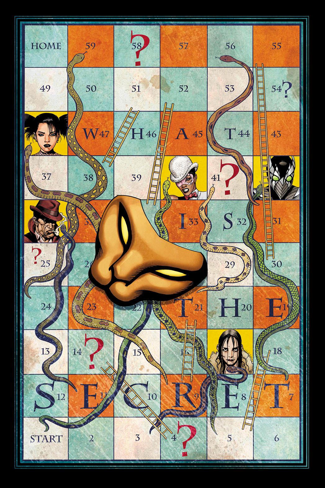 Secret Six Cover - P 2014