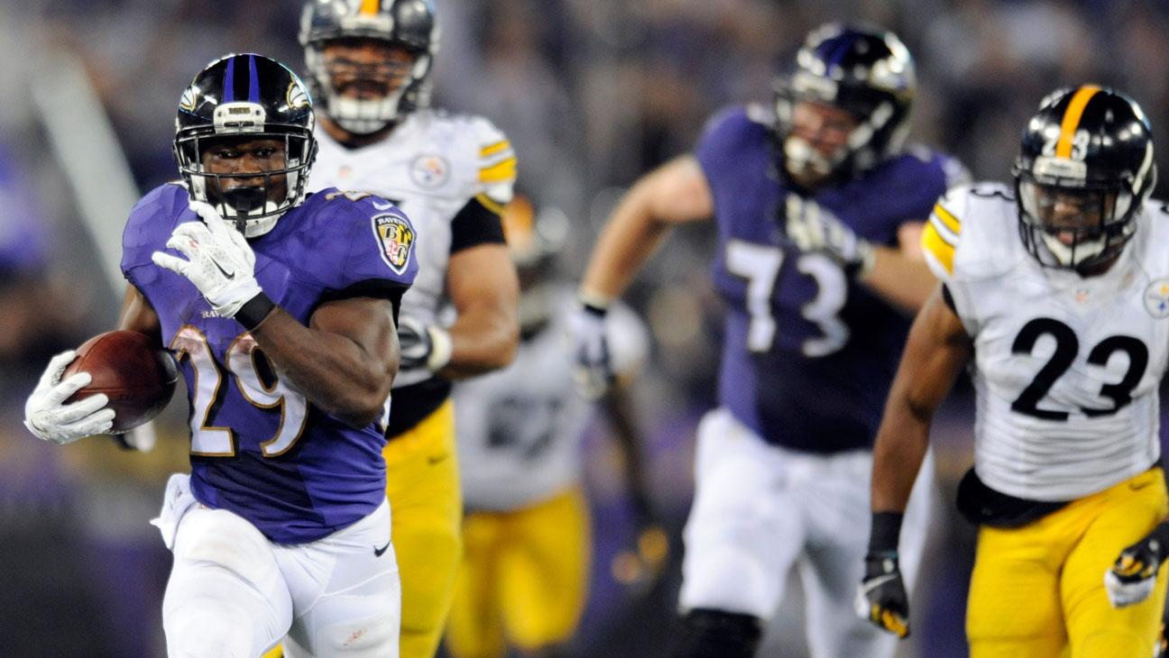 Steelers Ravens NFL - H 2014