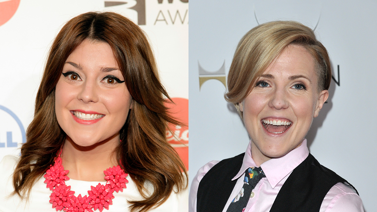 Grace Helbig and Hannah Hart - H 2014