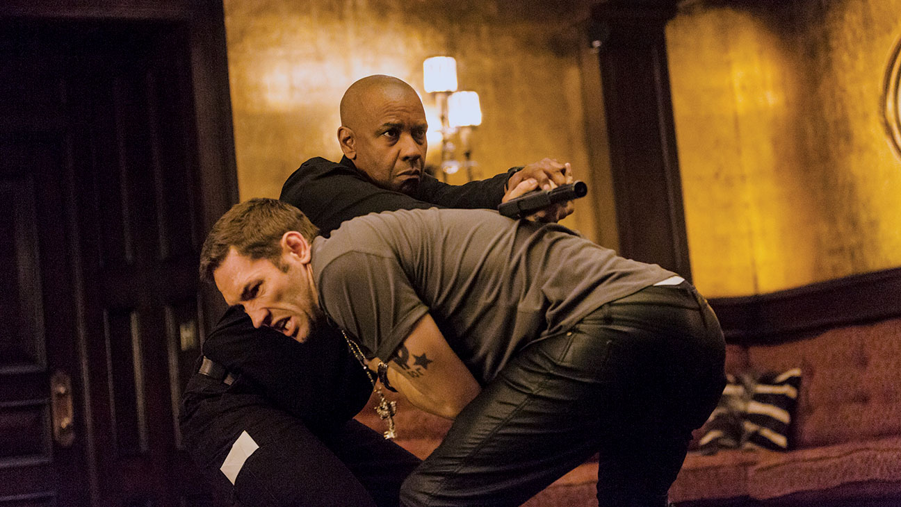 The Equalizer Still - H 2014