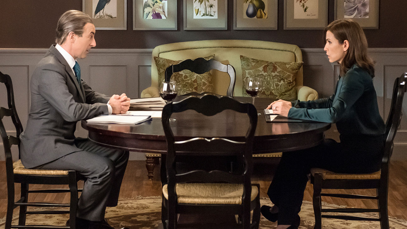 The Good Wife S6 Premiere Still - H 2014