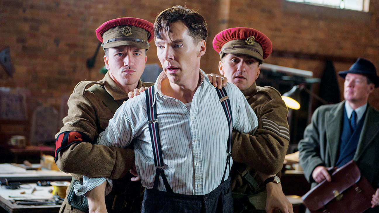 The Imitation Game Still - H 2014