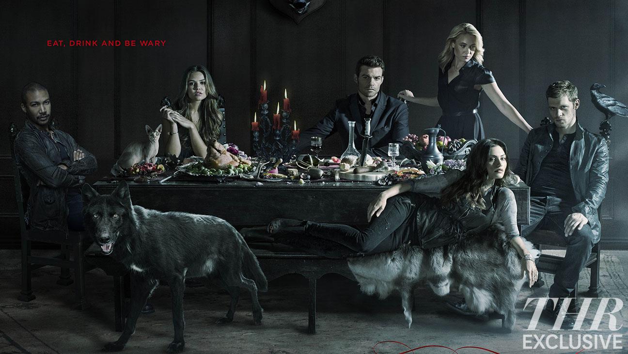 The Originals CW Poster - H 2014