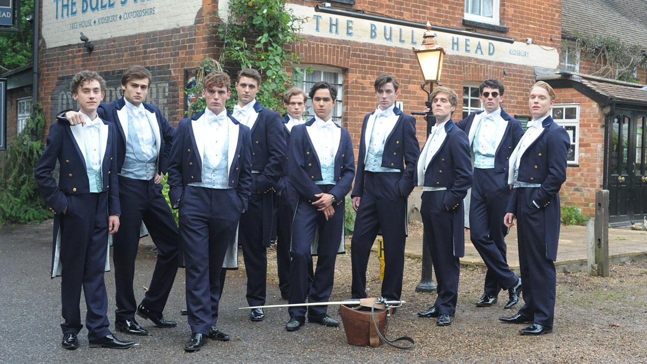 The Riot Club Still - H 2014