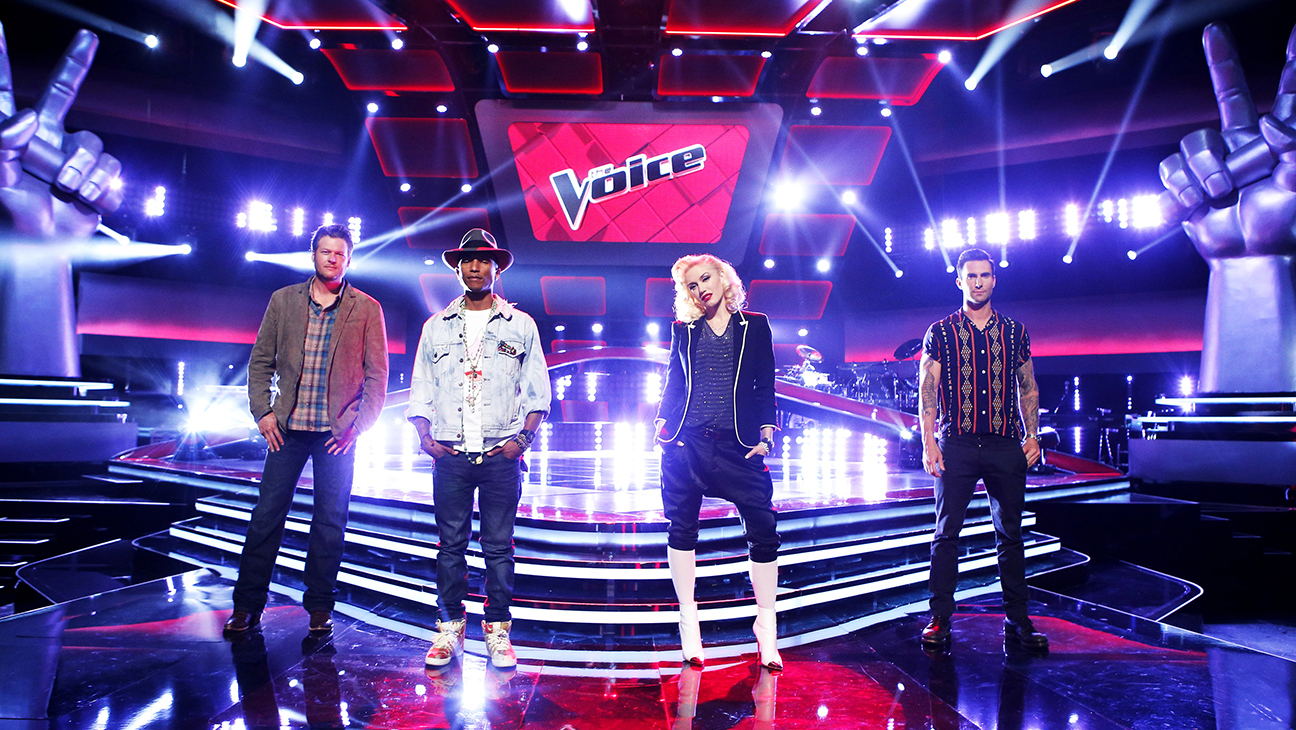 The Voice Coaches Season 7 H 2014
