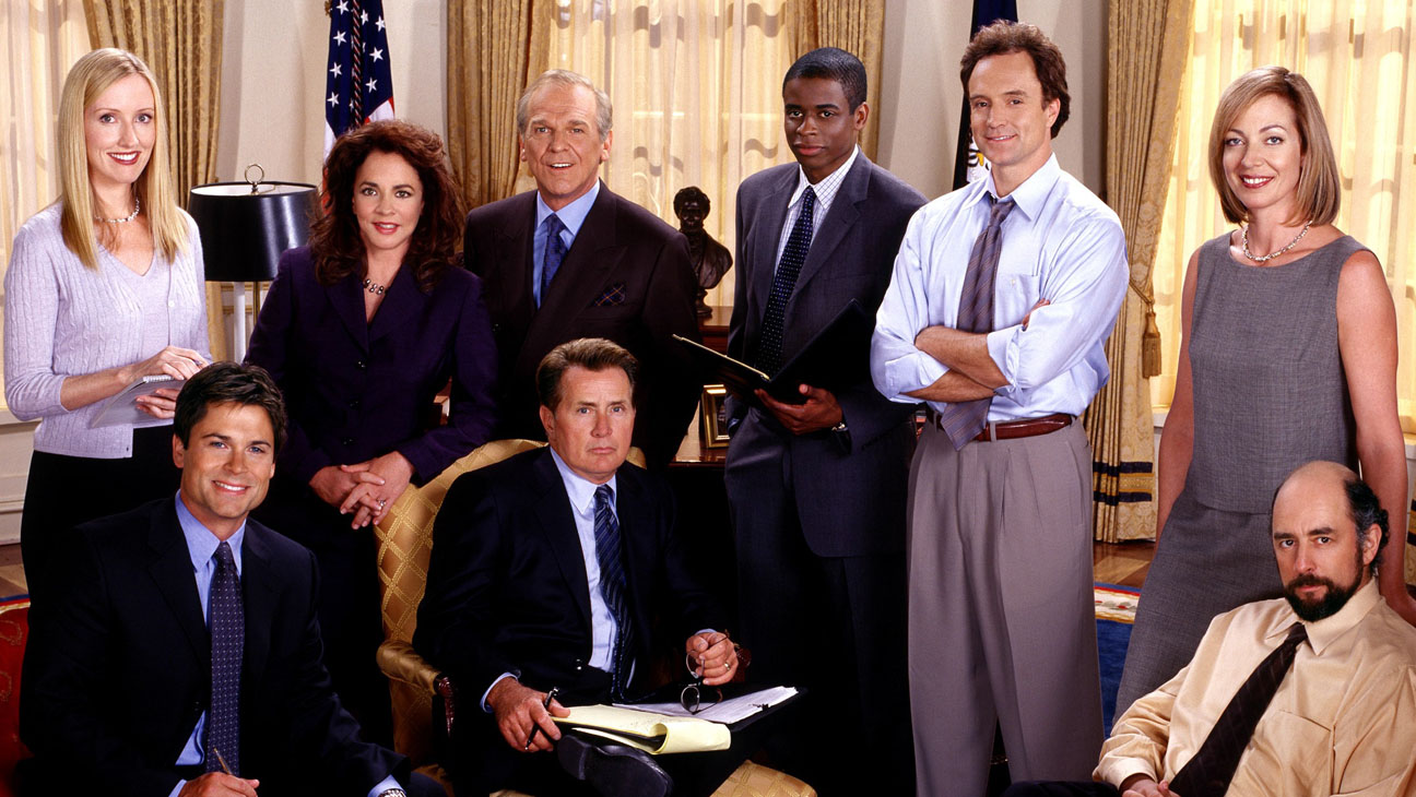 The West Wing Cast - H 2014