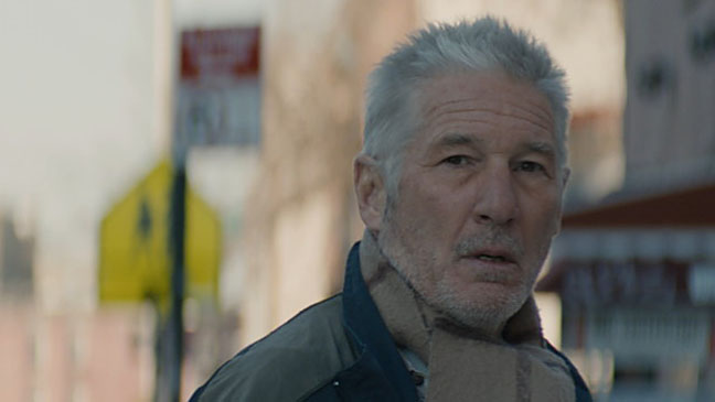 Richard Gere Time Out of Mind H 2014
