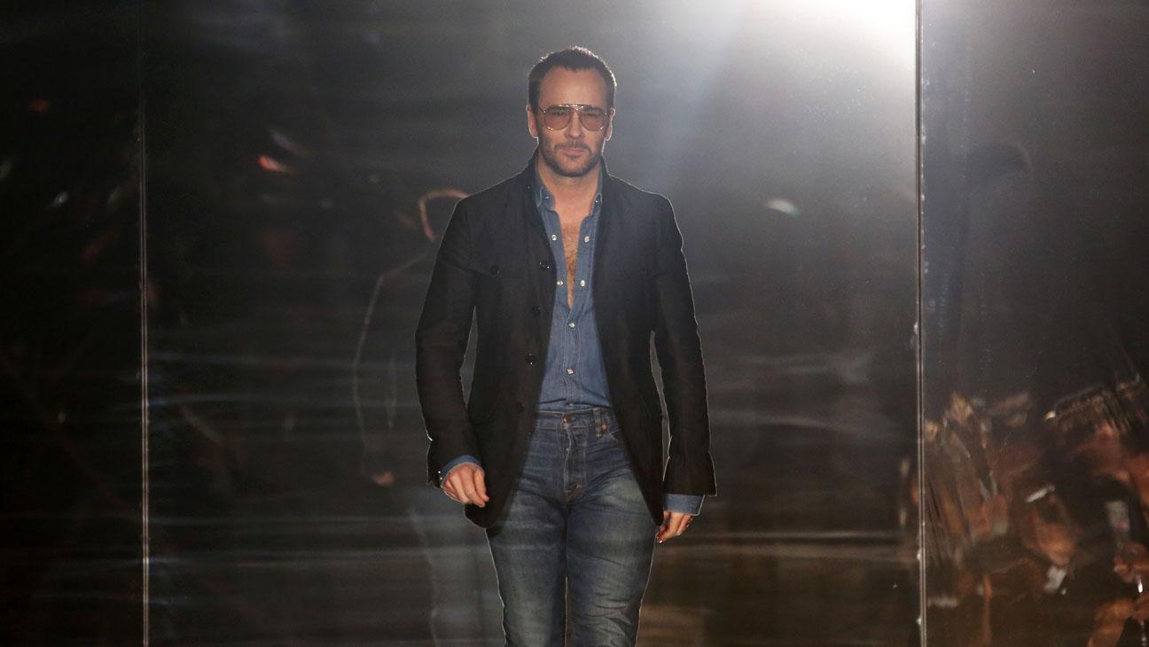 Tom Ford London Fashion Week - H 2014