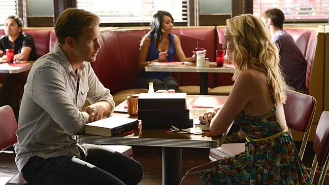 The Vampire Diaries Season 6 Premiere Alaric Caroline - H 2014