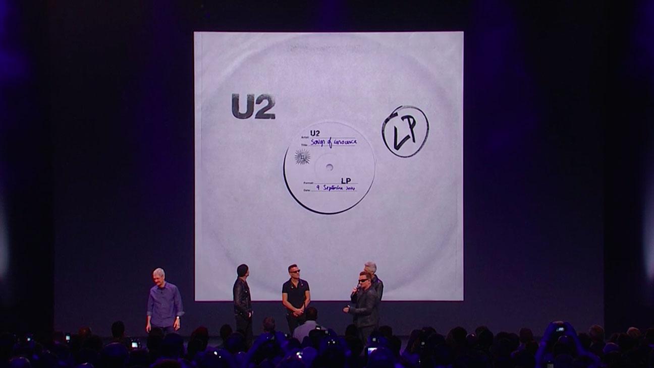 U2 Apple Live - H 2014