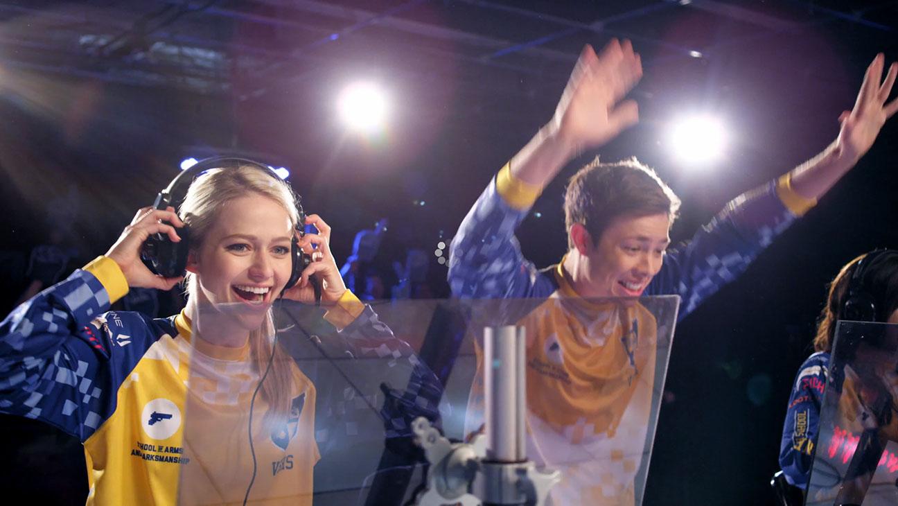 Video Game High School Still - H 2014