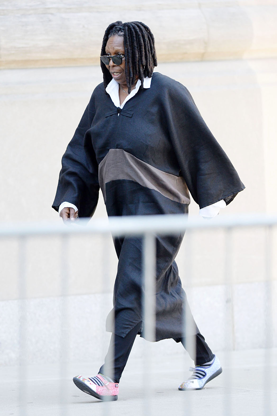 Whoopi Goldberg Joan Rivers Funeral - P 2014