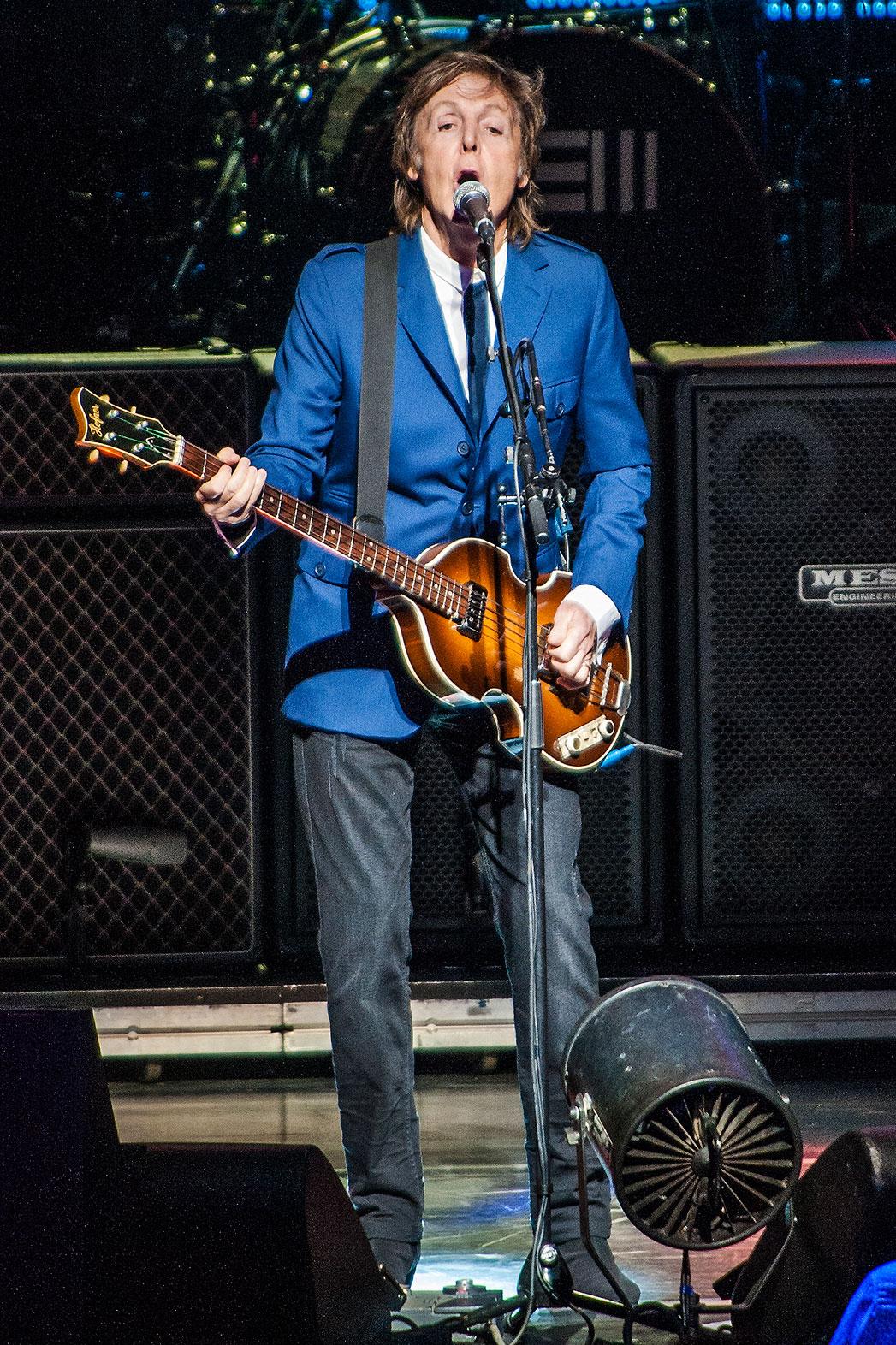 Paul McCartney Concert - P 2014