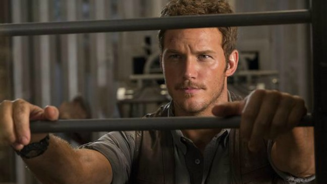 Chris Pratt Jurassic World - H 2014