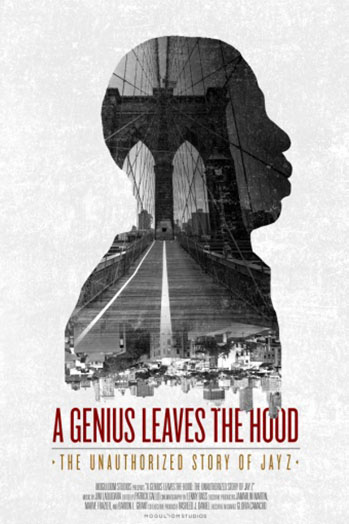 A Genius Leaves the Hood Poster - P 2014